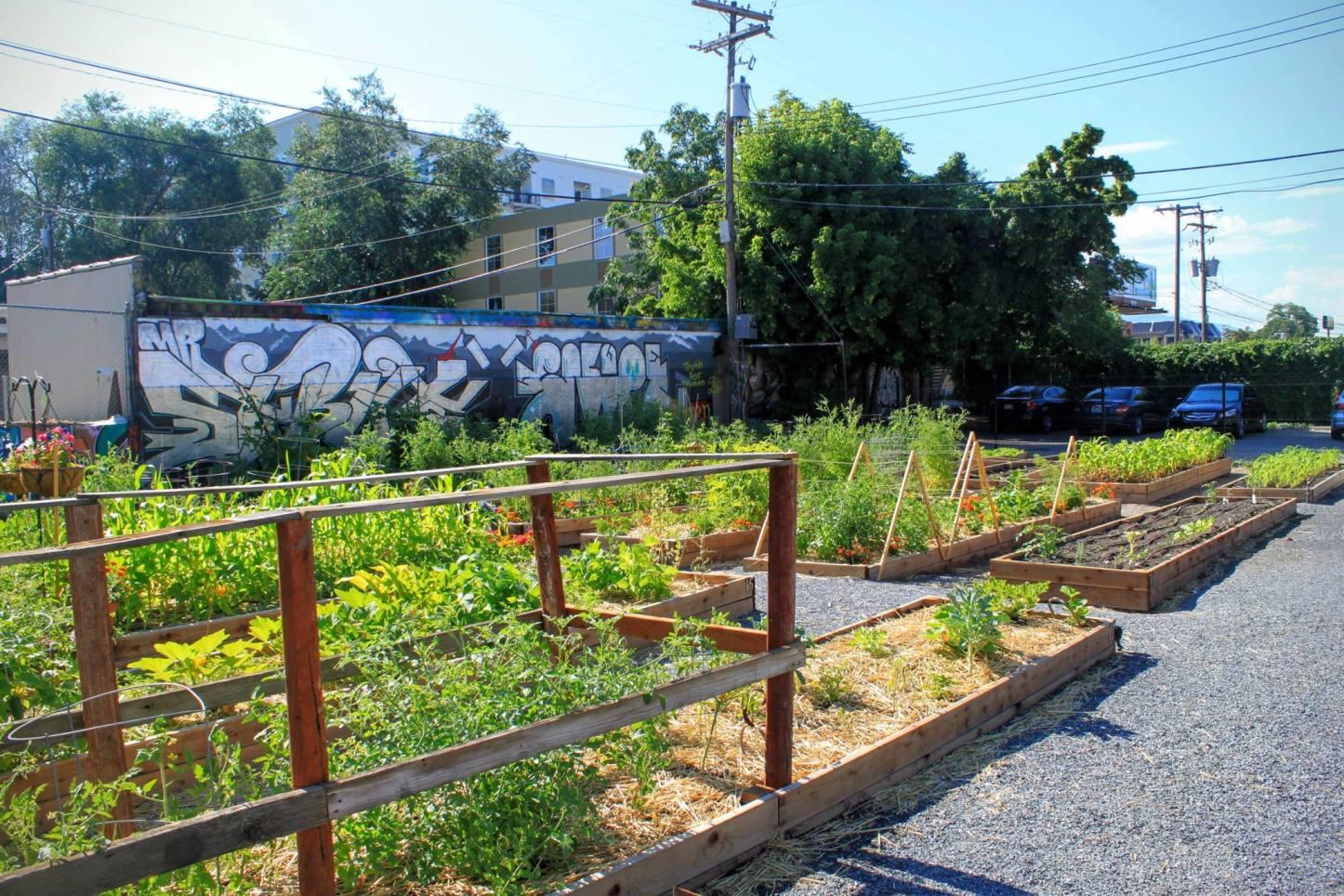 Wasatch Community Gardens | Salt Lake City, Utah - Urban ...