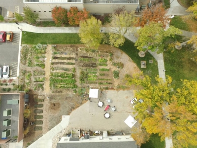 University of Utah Edible Campus Gardens