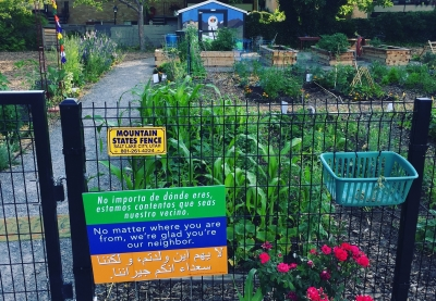Liberty Wells Community Garden