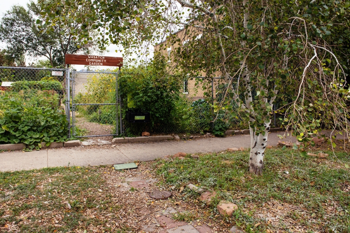 Wasatch Community Gardens | Salt Lake City, Utah - 4th East Garden